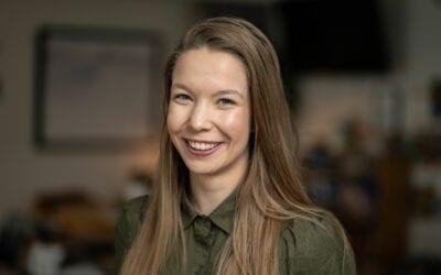 Møt våre traineer for 2020/21: Ingeborg M. Bekkavik
